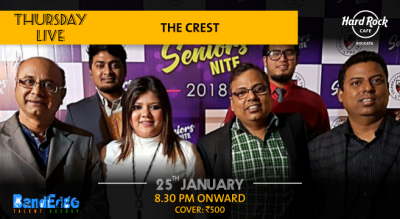 The Crest - Thursday Live!