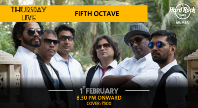 Fifth Octave - Thursday Live!