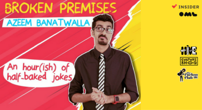 Broken Premises with Azeem Banatwala
