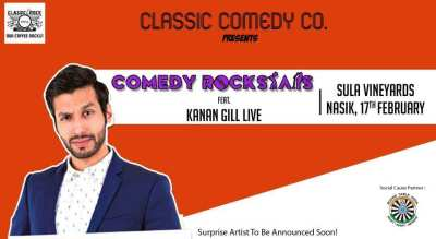 Comedy Rockstars At Nasik