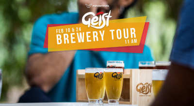 Geist Brewery Tour - Learn the art of brewing craft beer in Bangalore