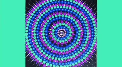 Dot Mandala Painting Workshop