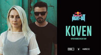 Redbull Nightout Feat KOVEN (Monstercat/ UKF).