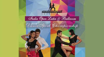 2nd India Open Latin & Ballroom DanceSport Championship 2018