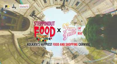 SteppinOut x Yum Jam - Food Festival