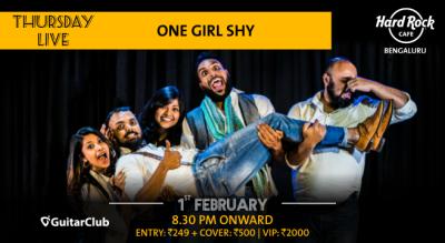 One Girl Shy - Thursday Live!