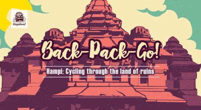 Hampi - Cycling Through The Land Of Ruins