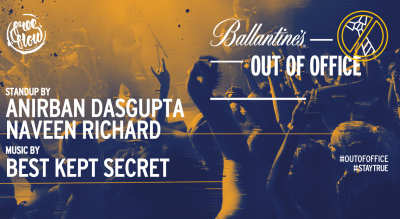 Ballantine's Out Of Office, Hyderabad