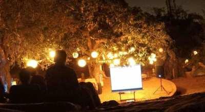 BandCamp Talkies : Movie Under The Stars