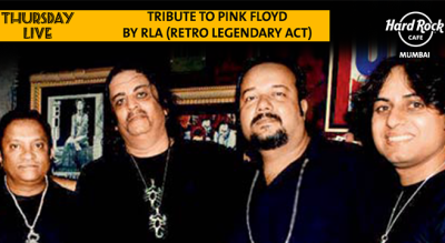 Tribute to Pink Floyd by RLA - Thursday Live!