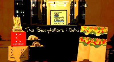 The Storytellers Workshop : Delhi