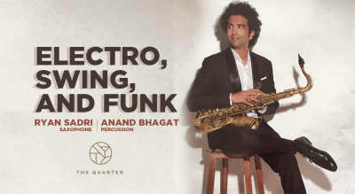 Electro, Swing, & Funk at The Quarter