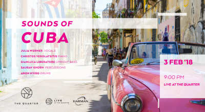Sounds of Cuba at The Quarter