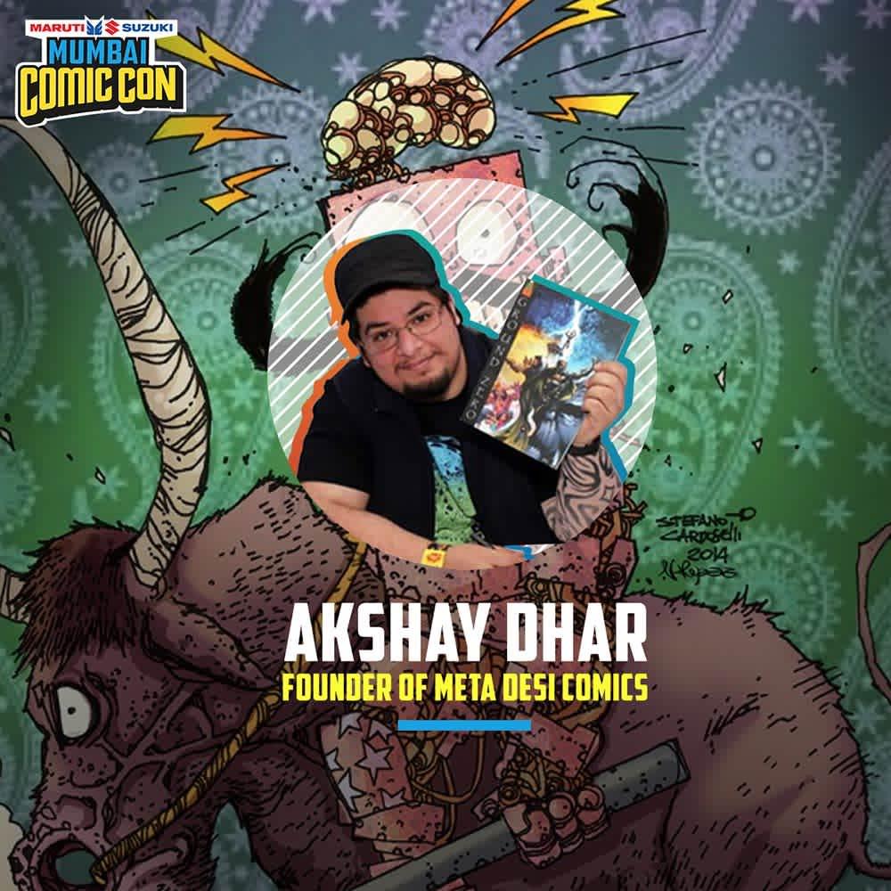 Akshay Dhar