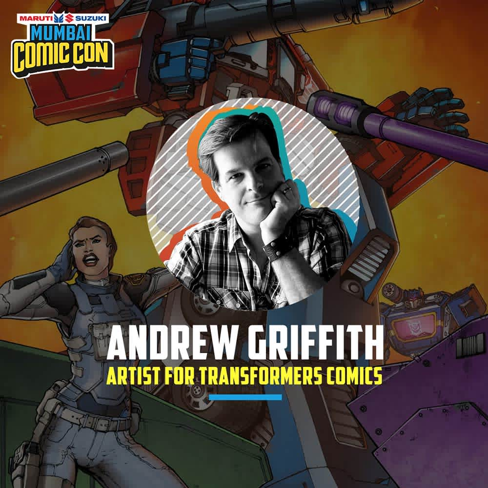 Andrew Griffith
