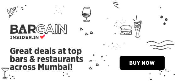 Great deals at top bars and restaurants across Mumbai
