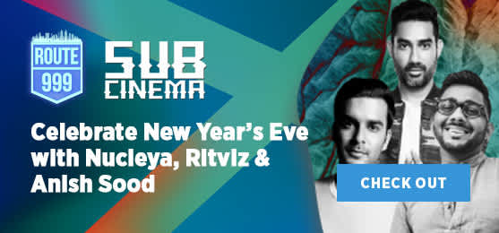 Ring in the new year with the Bass Raja