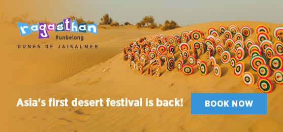 Asia's first desert festival is back!