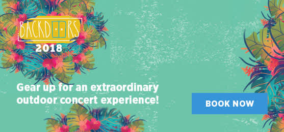 Gear up for an extraordinary outdoor concert experience!