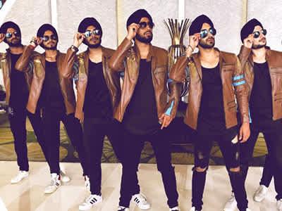 Urban Singh Crew & Dhol Act