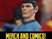 Merch and Comics