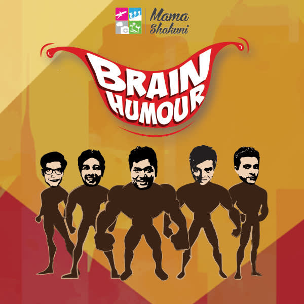 Laugh your guts out with Brain Humour!