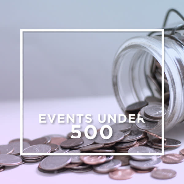 Awesome Events Under INR 500 | Delhi