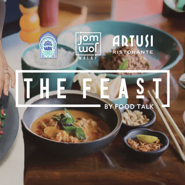 The Feast by Food Talk