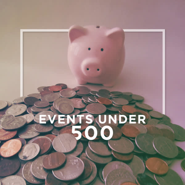 Awesome Events Under INR 500 | Bengaluru