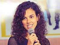 Alessandra Orofino (Co-Founder, Our Cities & Founder, Meu Rio)