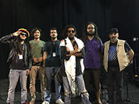 Ti Rat & Rouge Reggae (Reunion Island)
