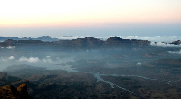 Highest point in the state: Kalsubai