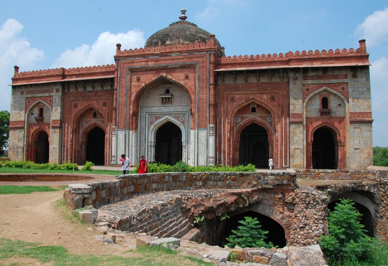Purana Qila (Old Fort), Delhi