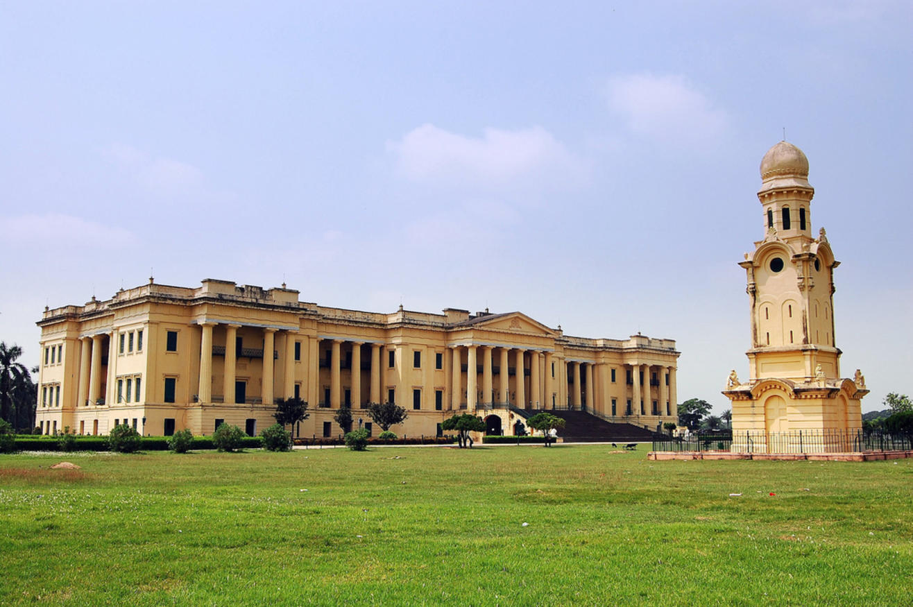 Hazarduari Palace (Bara Kothi), Hazarduari