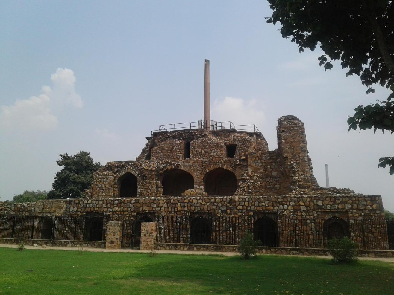 Feroz Shah Kotla, Delhi