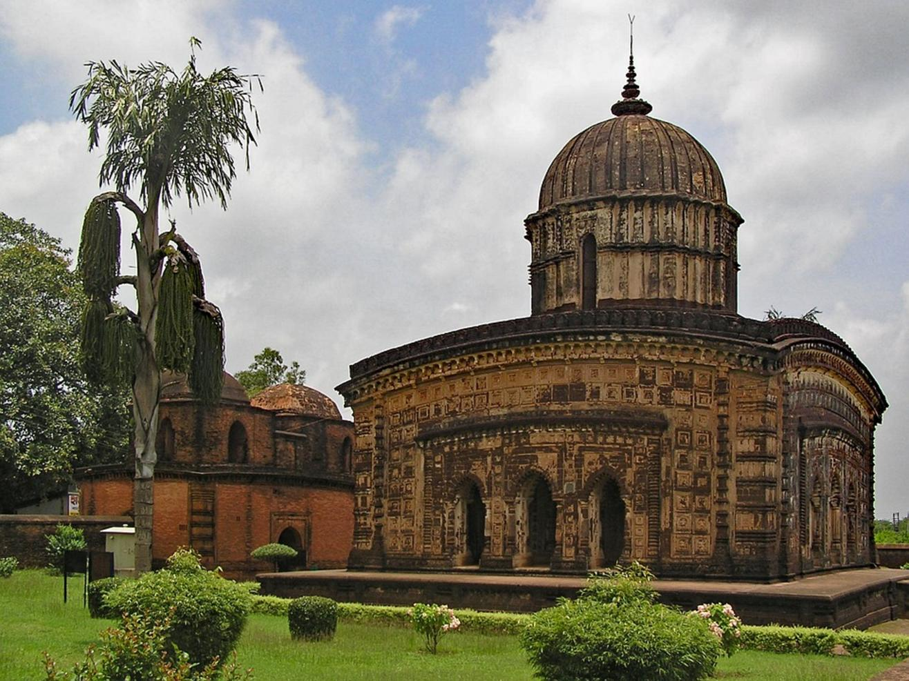 Group of temples, Bishnupur