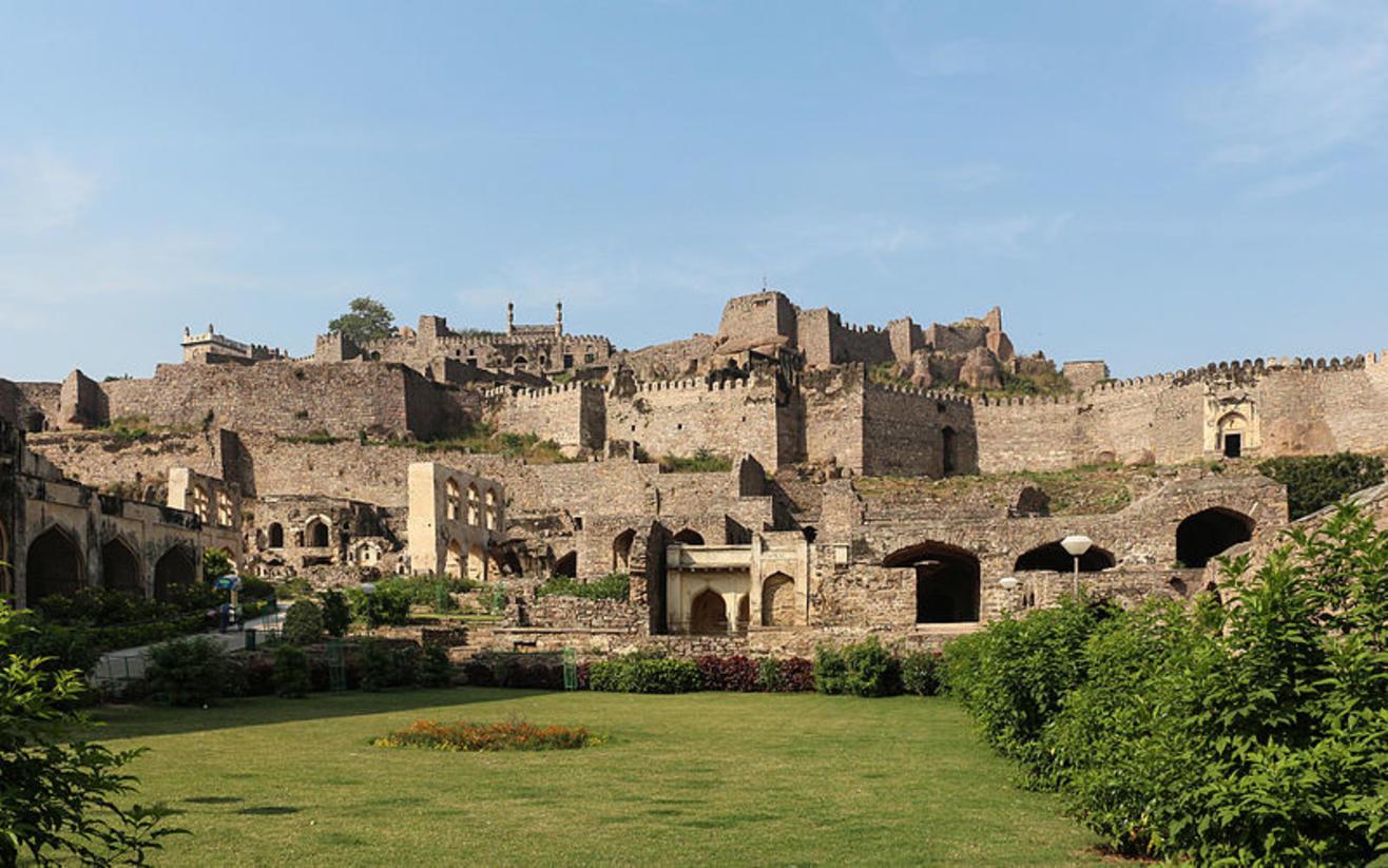 Golconda Fort (Golla Konda), Hyderabad