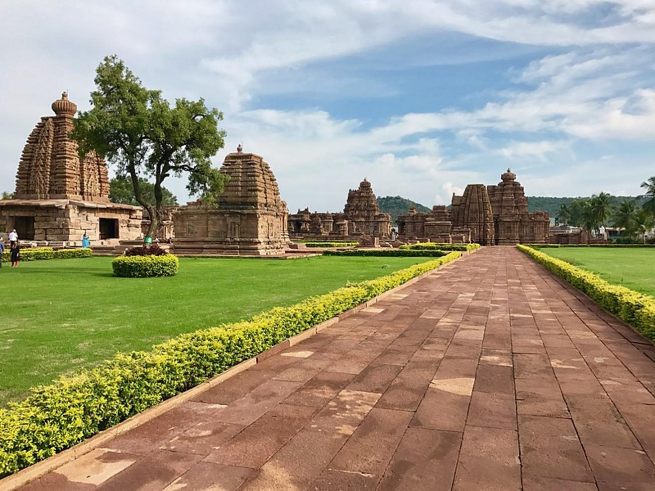 Group of Monuments, Pattadakal