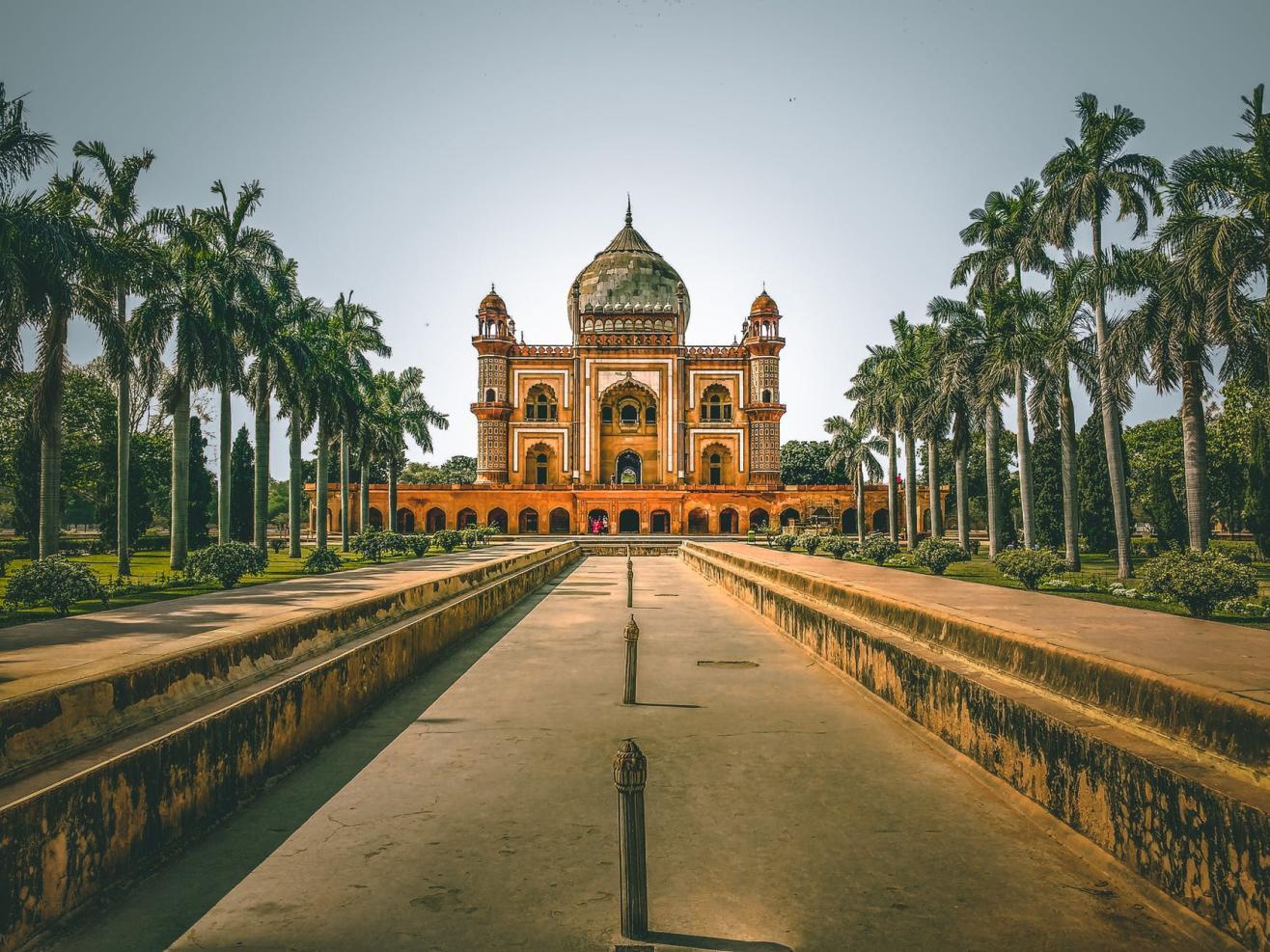 Bibi Ka Maqbara (Tomb of Rabia-ud-Daurani), Aurangabad