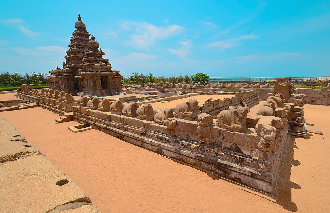 Group of Monuments, Mamallapuram