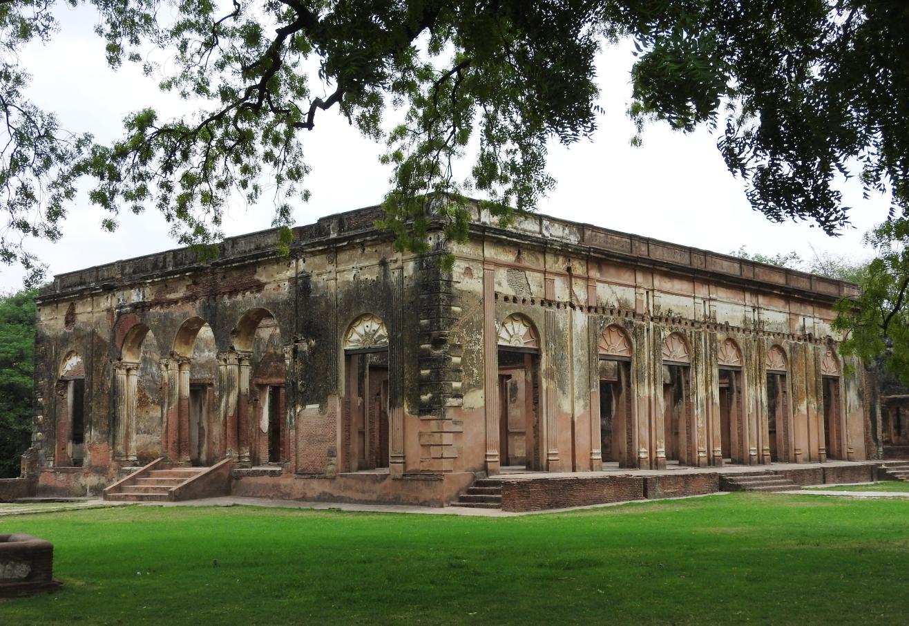 Rani Mahal (Palace of Rani Laxmi Bai), Jhansi