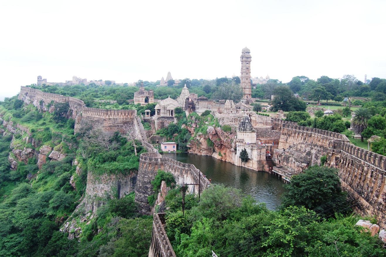 Chittorgarh (Chittor Fort), Chittorgarh