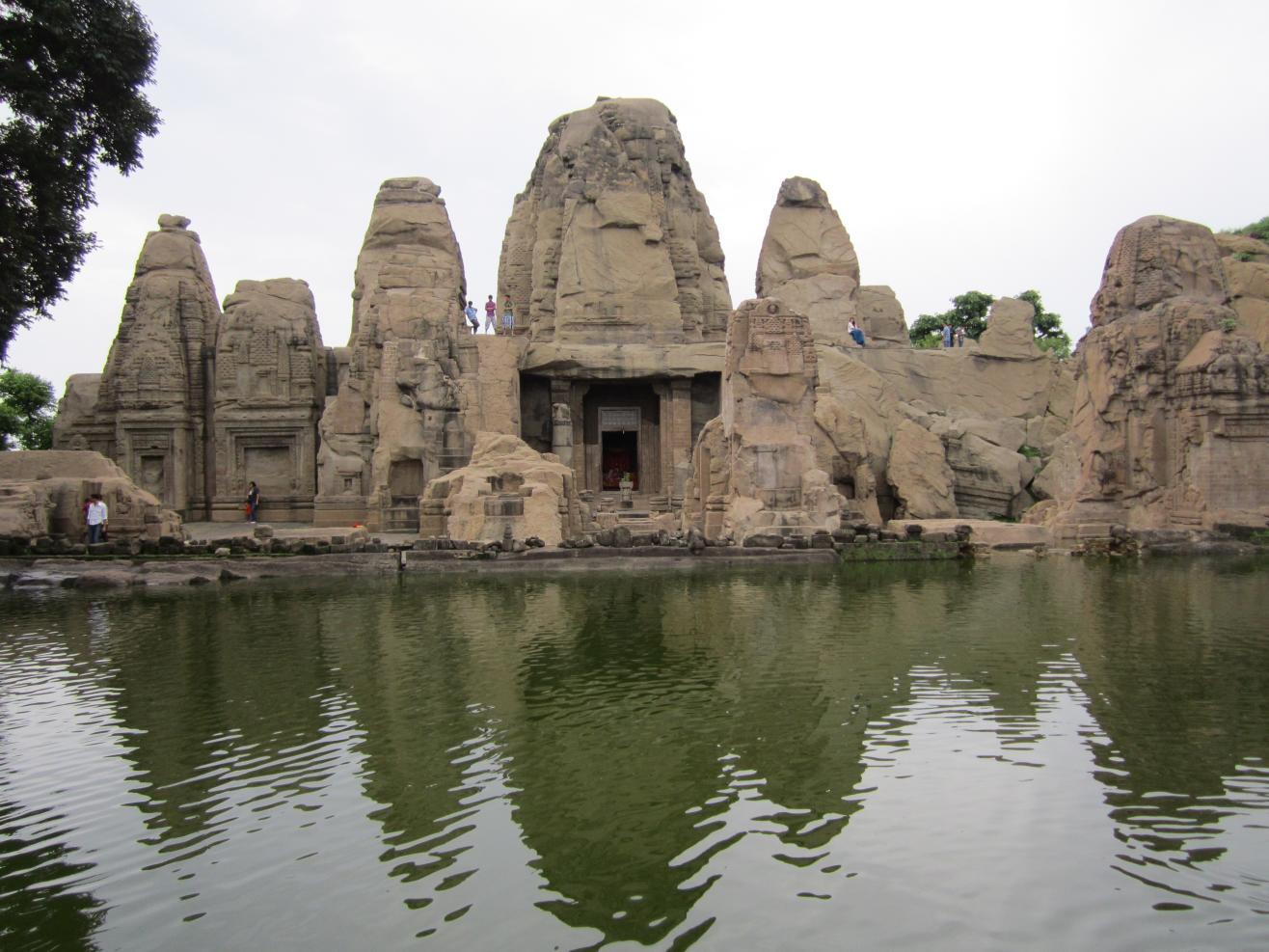 Masroor Temples (Rock-cut Temples at Masrur), Kangra
