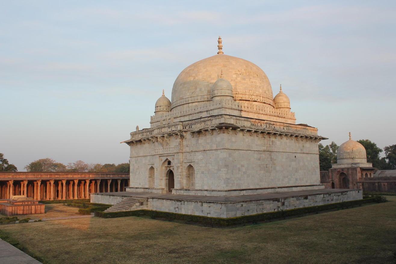 Hoshang Shah's Tomb, Mandav