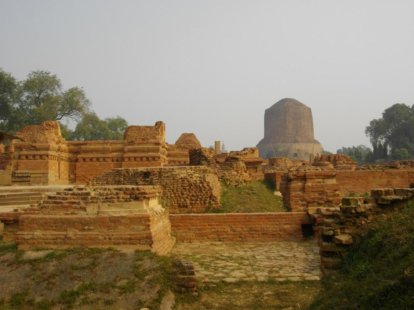 Archaeological Buddhist Remains of Sarnath, Varanasi
