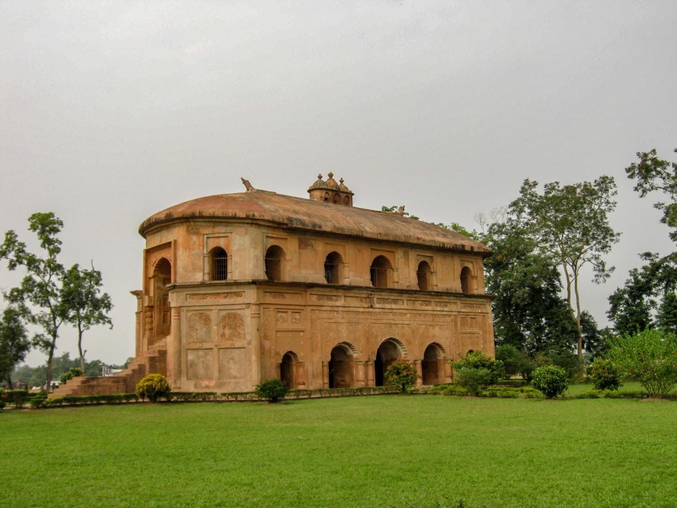 Rang Ghar (Ranghar Pavilion), Joysagar