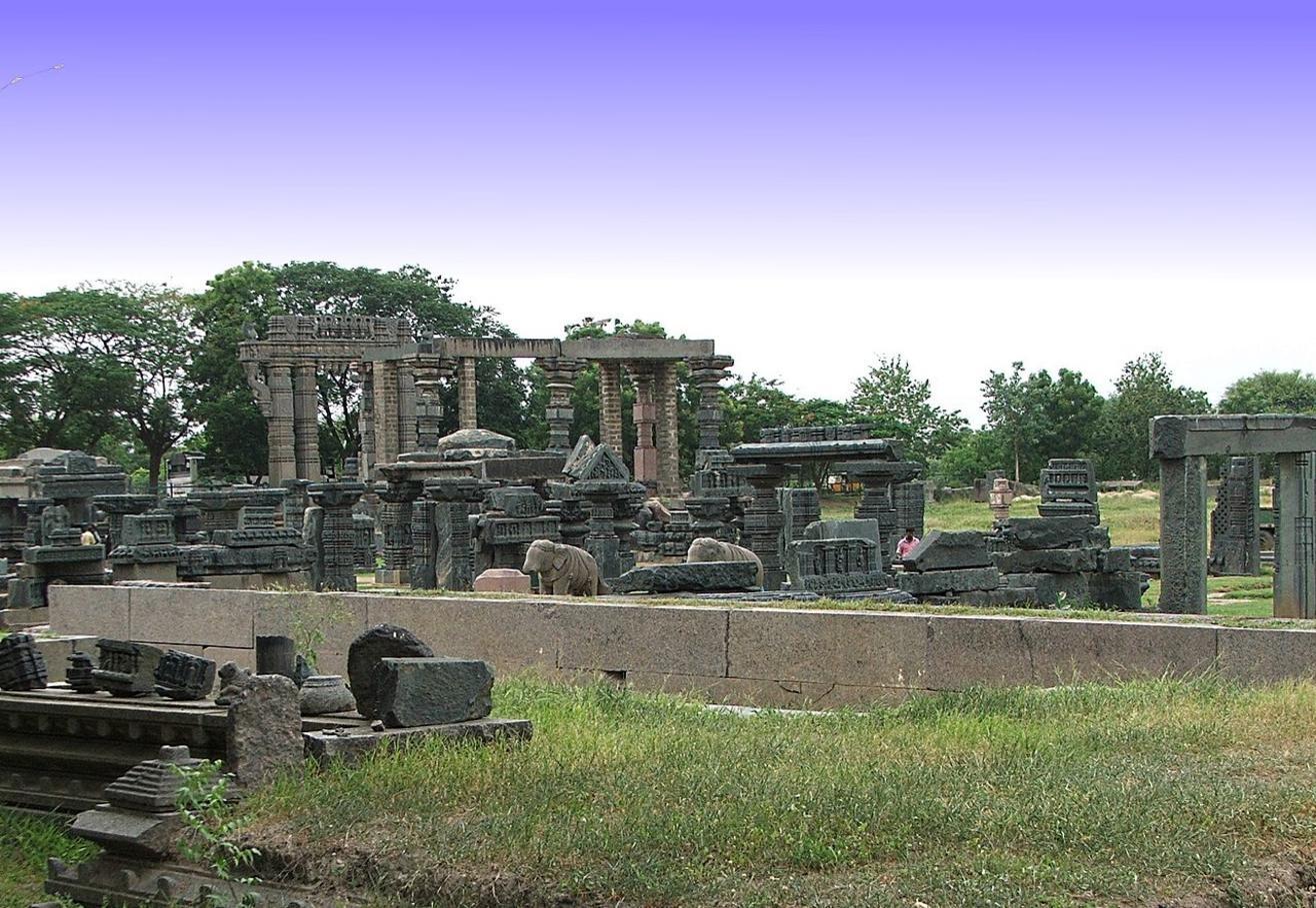 Warangal Fort, Warangal
