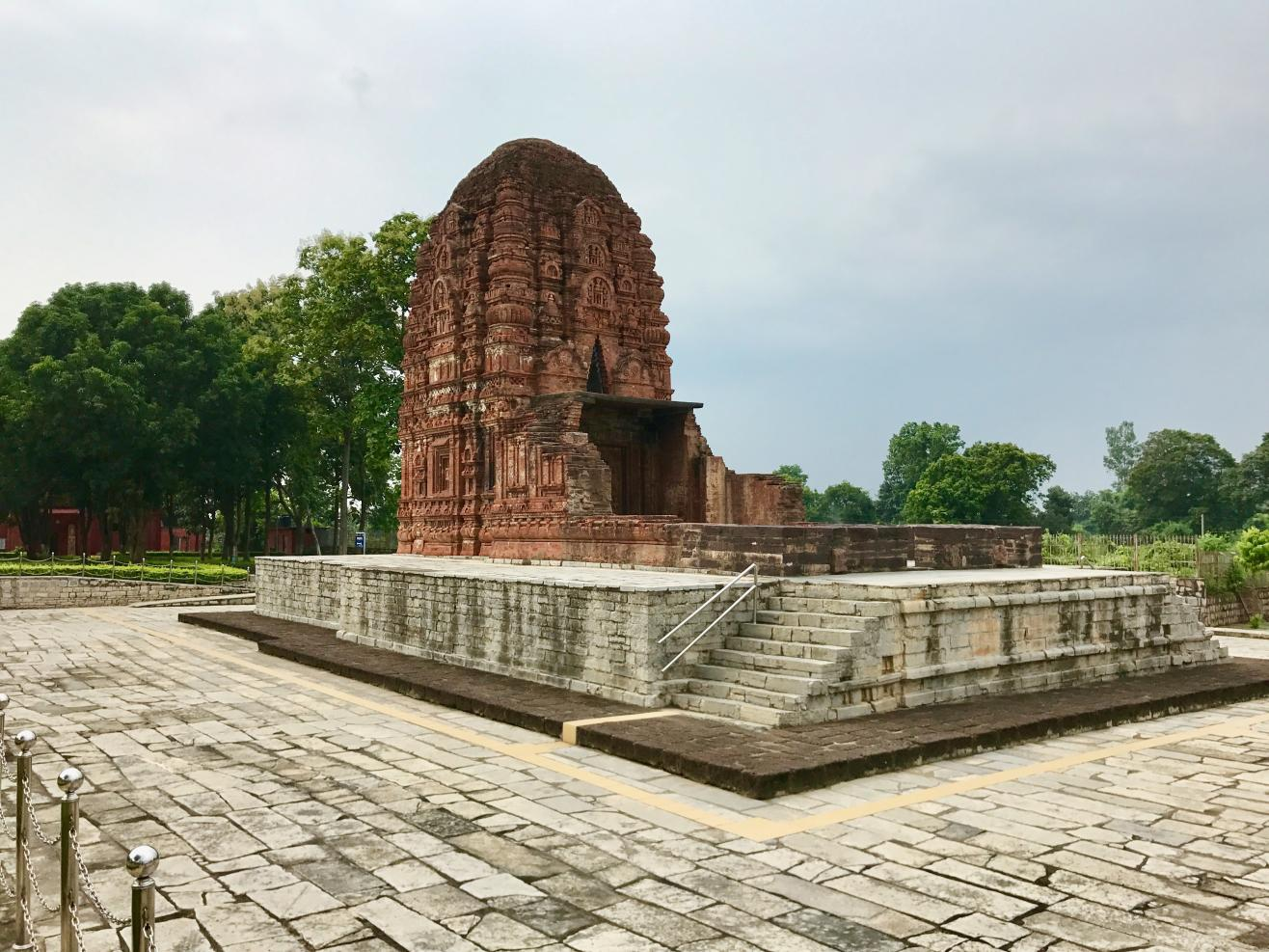 Sirpur Group of Monuments and Laxman Temple, Sirpur