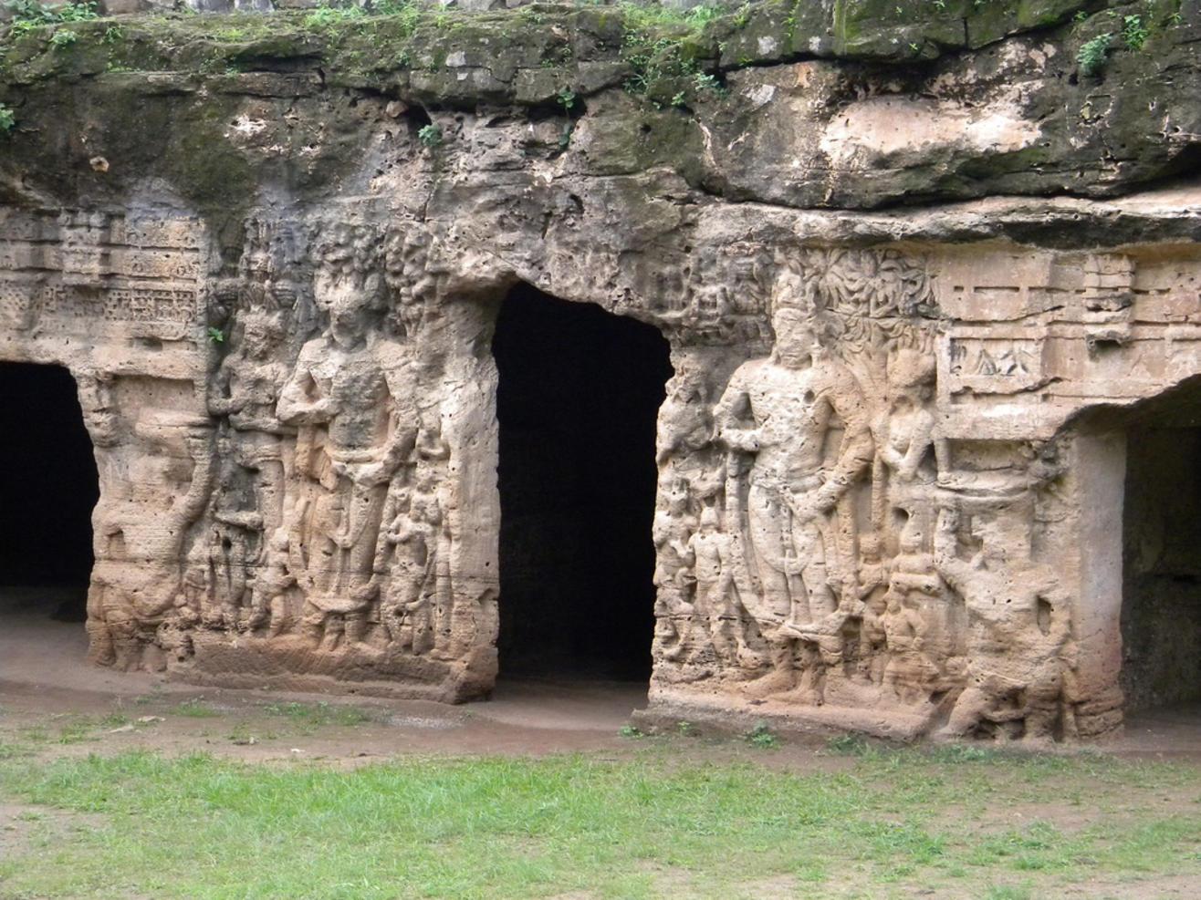 Junagadh Buddhist Cave Groups, Junagadh