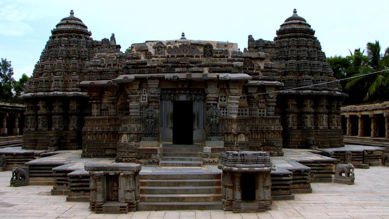 Chennakesava Temple (Keshava Temple), Somanathapura